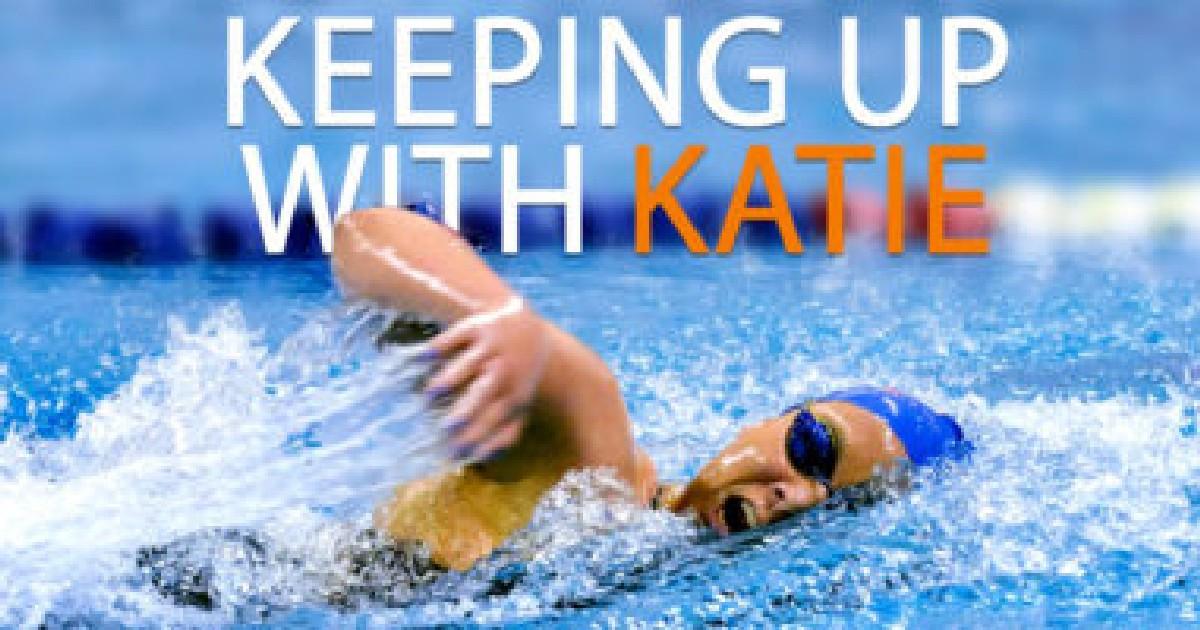 Keeping Up With Katie: Ledecky Celebrates Graduation Day Creatively - Montgomery Community Media