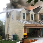 Gaithersburg House Fire Causes Major Damages and Displaces Family