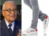 featured image - charles mcgee tuskegee airman shoes
