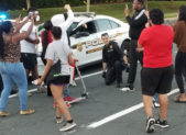 feature May 31 Germantown protest re George Floyd's death