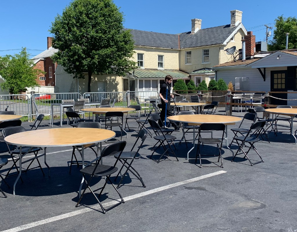 Restaurants Now Allowed to Offer Outdoor Dining with Restrictions    Montgomery Community Media
