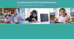MCPS Fall 2020 Recovery Archives | Montgomery Community Media