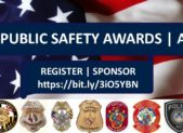 Gaithersburg-Germantown Chamber of Commerce 25th Annual Virtual Public Safety Awards on Friday, August 28, 2020 via YouTube. https://bit.ly/3iO5YBN