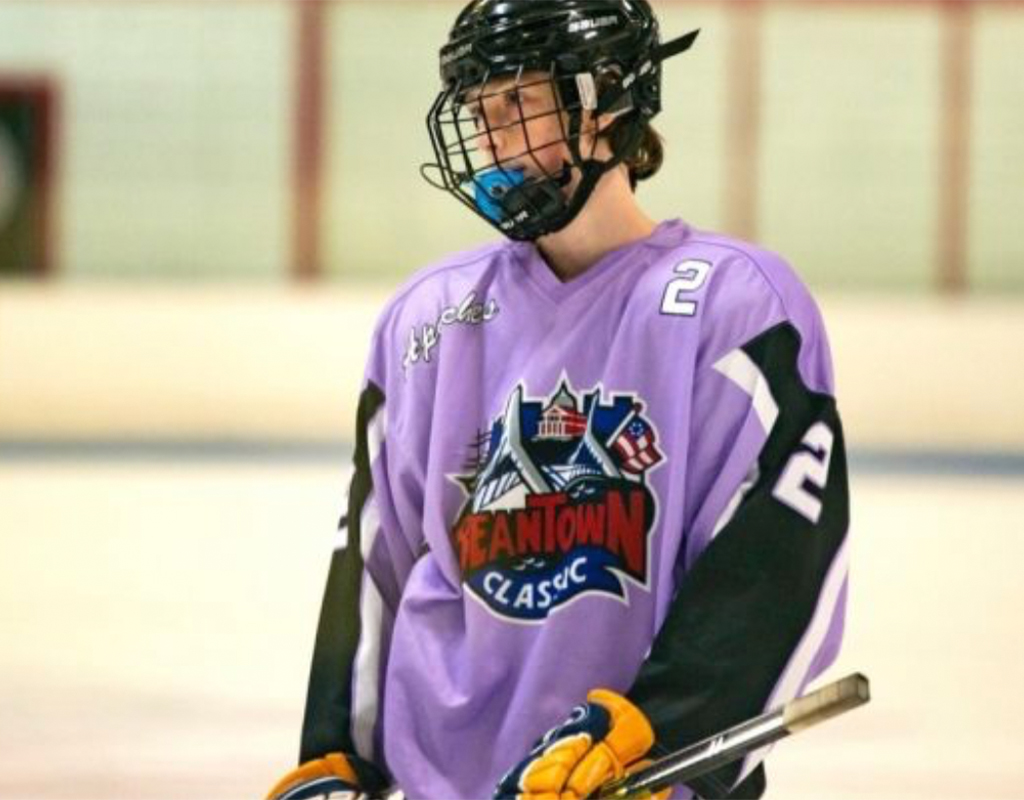 Montgomery Youth Hockey Player Dies After Suffering Brain Injury Montgomery Community Media