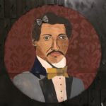 photo of Great Uncle Harvey by Gabi Mendick at Sandy Spring Museum Makers Among Us Exhibit