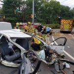 Three Survivors From Fatal Accident in Gaithersburg are Improving