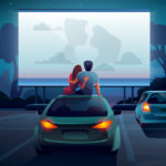 Montgomery Parks Starts Drive-In Movie Nights