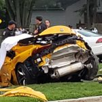 Investigators Find 2020 Supra Involved in High Speed Crash was Not Stolen