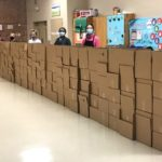 MCPS Offering Thanksgiving Meal Boxes with Four Days' Worth of Food for Those 18 and Under