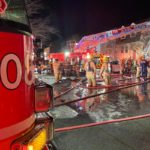 Fire in Gaithersburg Townhouse Leaves One Man Seriously Injured