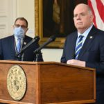 Hogan Says Marylanders Can Expect Record High COVID-19 Hospitalizations Soon
