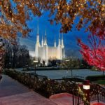 Washington D.C. Temple's Tradition Continues with 43rd Annual Festival of Lights