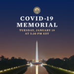 Cities of Gaithersburg and Rockville Join in National COVID Memorial