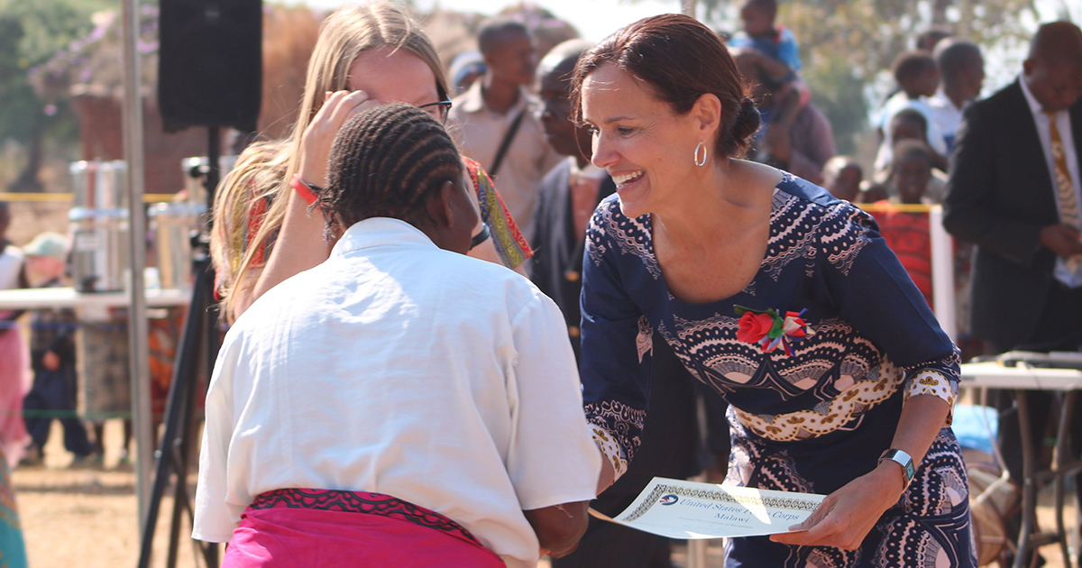 Silver Spring Woman Named Acting Director of Peace Corps | Montgomery Community Media