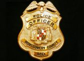 montgomery county police badge featured