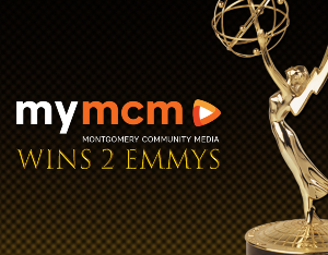 MCM wins two emmy awards graphic that links to post