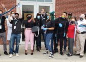 Three cheers for Curaleaf! Curaleaf Dispensary opened their medical cannabis dispensary on Friday, March 12, 2021 in Montgomery Village, Maryland. They serve 350K+ registered patients across 23 states and have 101 dispensaries and 22 cultivation sites. More > www.curaleaf.com.  (photo credit: Laura Rowles, GGCC Director of Marketing)