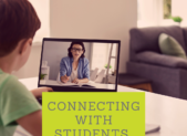 connecting with students vitually