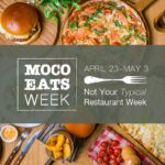 Upcoming MoCo Eats Week Will Support Local Restaurants Breweries, and More