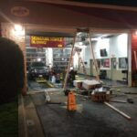 Gaithersburg Jiffy Lube Partially Collapses, One Injured