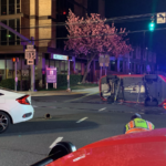 Two Injured in Kensington Crash Thursday Night