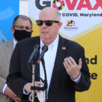 Hogan: Montgomery County is Maryland's Biggest Consumer of Vaccines