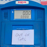 In Maryland, 39% of Gas Stations Experience Fuel Shortage on Thursday