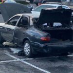 Hand Sanitizer, Cigarette Smoke, Poor Ventilation Lead to Car Fire in Rockville