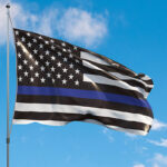 Reports: Md. District Court Judge Bans Staff from Wearing Thin Blue Line Flag