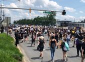 george floyd black lives matter 2020 protest featured