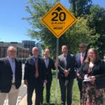 County Launches '20 is Plenty' Pilot Program to Reduce Speed Limit on Select Roads