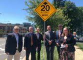 20 is plenty speed reduction program vision zero featured