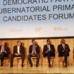 Democratic Gubernatorial Candidates Debate Evictions, Affordable Housing