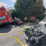 Several Injured in Collision Involving Metrobus, Multiple Cars