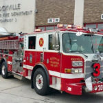 Rockville Volunteer Fire Department Celebrates 100 Years with Parade