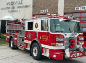 featured - Rockville Volunteer Fire Department 100th Anniversary Parade
