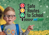 featured - national school bus safety week safe routes to school