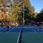Montgomery Parks' First Dedicated Pickleball Courts Open in Rockville
