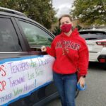 'We Are Drowning': Hundreds of Teachers Rally Against Understaffing